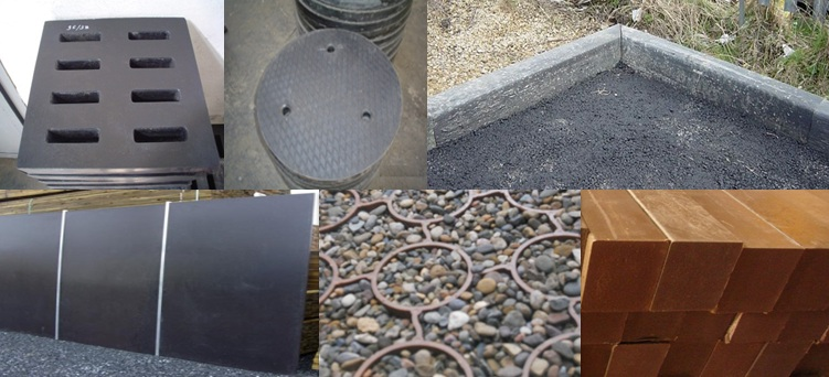 plastic grate covers
